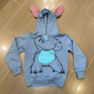 Disney Parks Authentic Kids Lilo & Stitch Hoodie